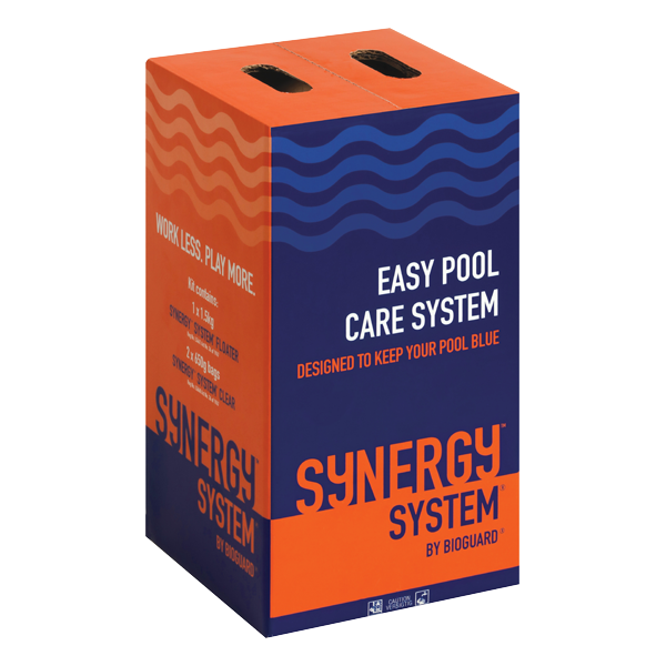 Synergy System® Pool Care in a Box