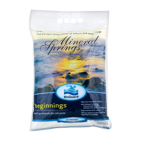 Mineral Springs® Beginnings®