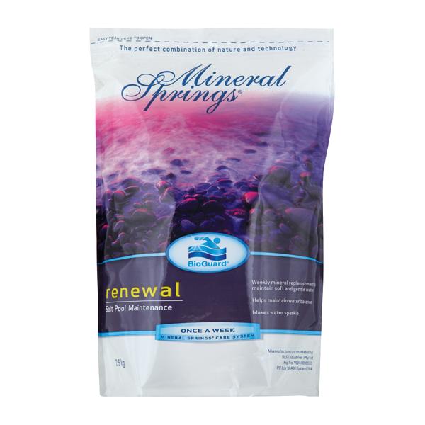 Mineral Springs® Renewal®